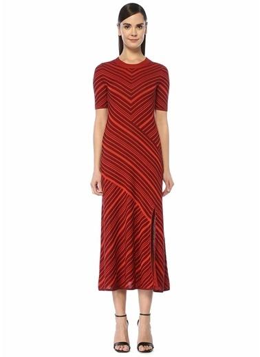 Beymen Collection Elbise Bordo